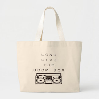 Long Live The Boom Box-Bag