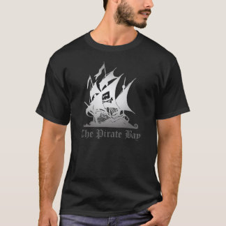 Long Live the Pirate Bay! T-Shirt