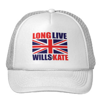 Long Live Wills & Kate Hat
