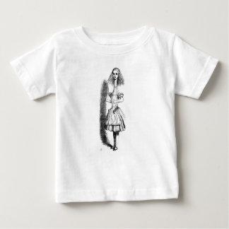 Long Neck Alice Baby T-Shirt