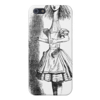 Long Neck Alice in Wonderland iPhone 5 Cover