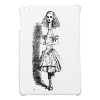 Long Neck Alice iPad Mini Cases