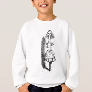 Long Neck Alice Sweatshirt