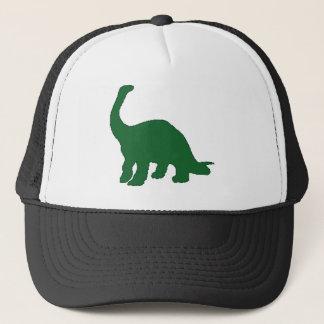 Long Neck Dinosaur Trucker Hat