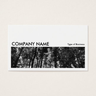 Long Picture 0187 - Woodland Canopy Business Card