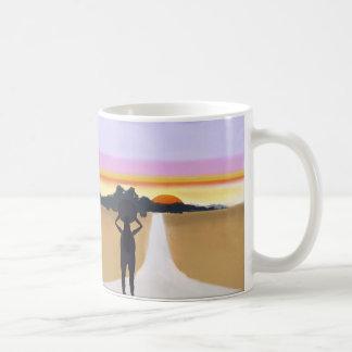 Long Road Ahead Coffee Mug