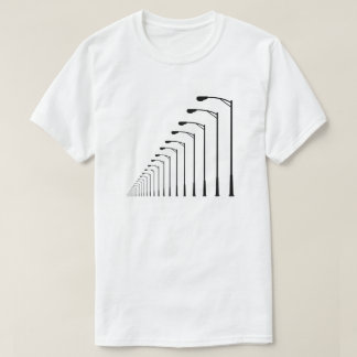 Long road ahead. T-Shirt