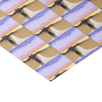 Long Road Ahead Tissue Paper