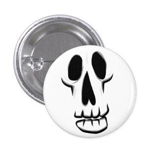 long skull button