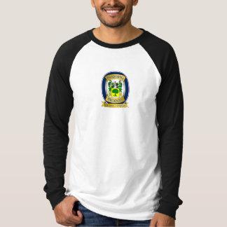 Long Sleeve Burning Meadow Logo T Tshirts