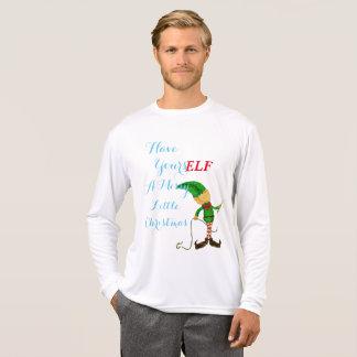 Long-Sleeve Elf Shirt