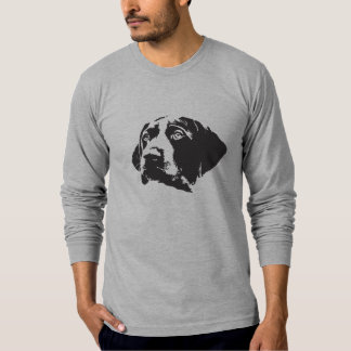 Long Sleeve German Shorthaired Pointer T-Shirt