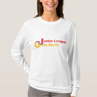 Long Sleeve JL Gives Back T-Shirt