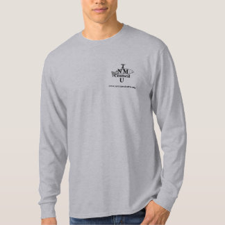 Long Sleeve NMTU Logo Shirt