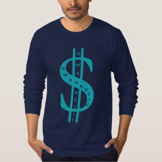 Long Sleeve Swagnetic Shirt. T-Shirt
