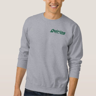 Long-sleeve sweat shirt