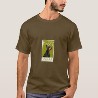 Long Sleeve Tee/Brown T-Shirt