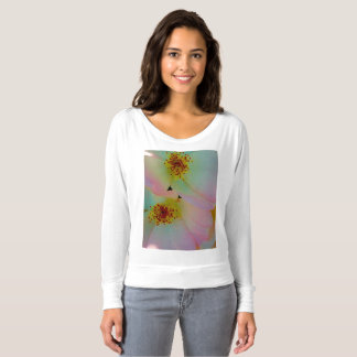 long sleeve trendy tee