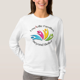 Long Sleeve Women's LFBB logo T-Shirt