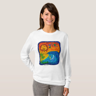 Long Sleeve womens t-shirt