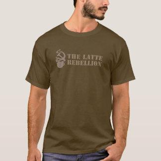 Long-Sleeved Latte Rebellion Shirt - Men's