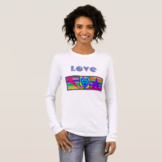 Long sleeved Love T-shirt