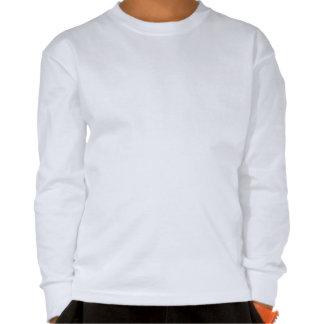 Long sleeved round logo t-shirt