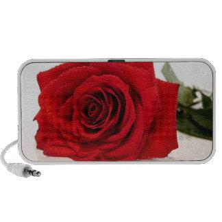 Long Stem Red Rose Speakers