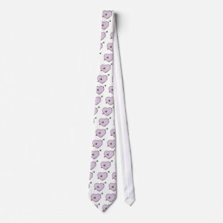long stem rose arrow valentine's day gift idea tie