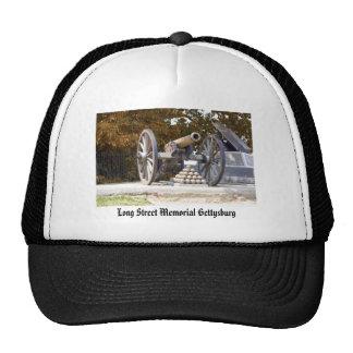 Long Street Memorial Gettysburg Mesh Hat