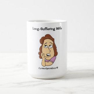 Long-Suffering Wife Mug