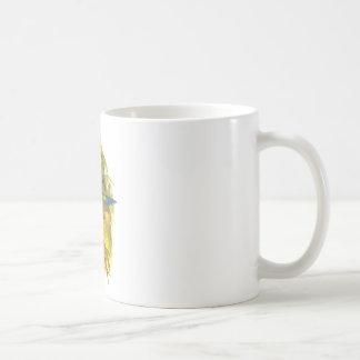 Long-tailed Broadbill Coffee Mug