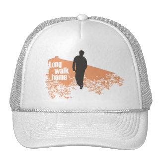 Long Walk Home Salmon hat