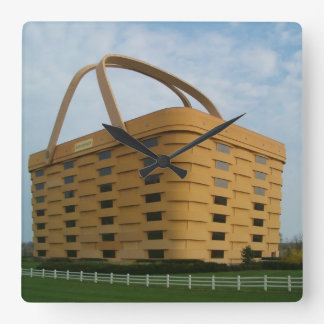 Longaberger Basket Wall Clock