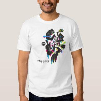 longarm-tshirt, virus bmx t-shirt