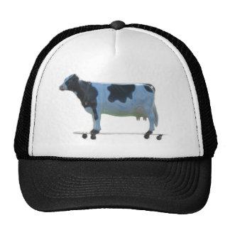 Longboard cow cap