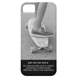 Longboard Perseverance iPhone 5 Cover