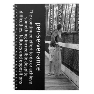 Longboard Perseverance Notebooks