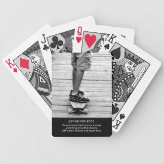 Longboard Perseverance Poker Deck