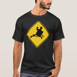 longboarding sign T-Shirt