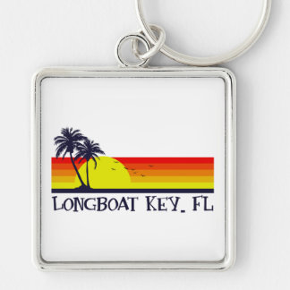 Longboat Key Florida Key Ring