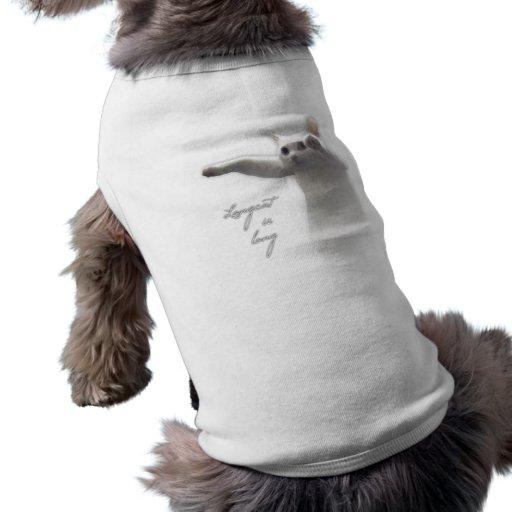 Longcat Risen Doggie Shirt