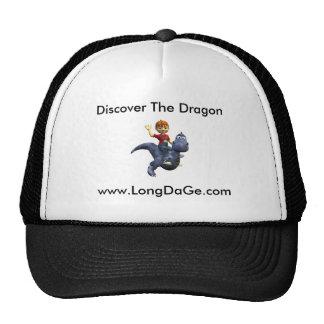 LongDaGe.com - Discover the Dragon! Cap