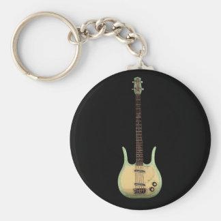 Longhorn Bass Keychain