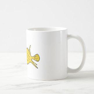 Longhorn Cowfish Coffee Mug