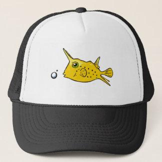 Longhorn Cowfish Trucker Hat