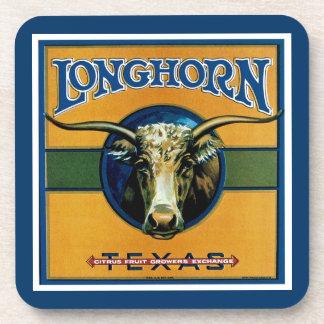 Longhorn Texas Coaster