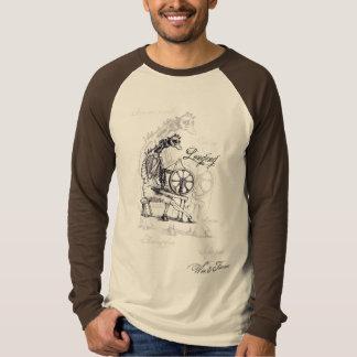 Longing - Long sleeve Dead Ringer T-Shirt