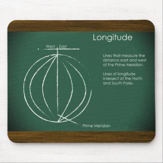 Longitude Mousepad