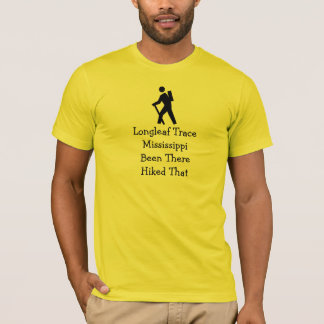 Longleaf Trace Mississippi Hiked T-Shirt